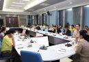 กิจกรรมการประชุมคณะกรรมการขับเคลื่อนอันดับเว็บไซต์มหาวิทยาลัยราชภัฏสุราษฎร์ธานี ครั้งที่ 4/2562 และพิธีมอบโล่รางวัลและเกียรติบัตรแก่หน่วยงาน